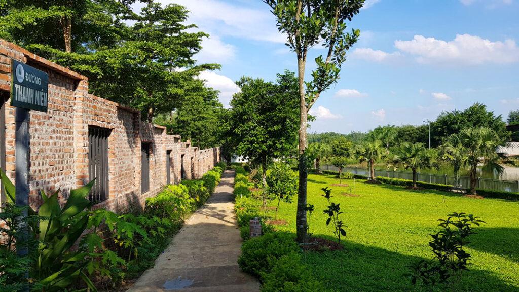 Những cung đường chạy quanh An Villa chính là nơi giúp cho tình yêu của bạn thăng hoa
